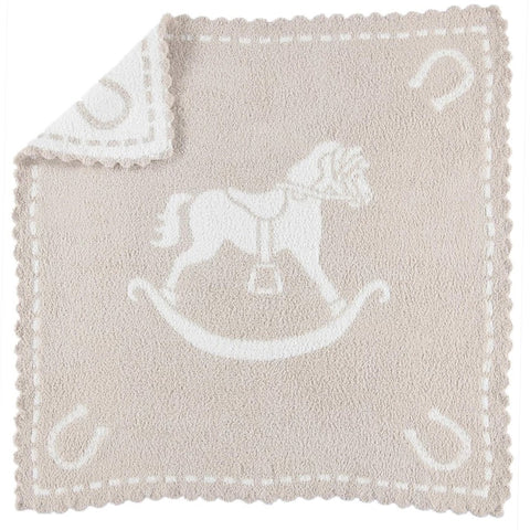 COZYCHIC SCALLOPED RECEIVING BLANKET