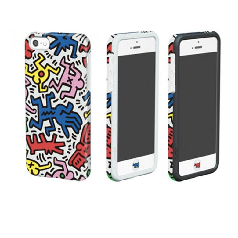 iPhone5 case Keith Haring