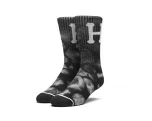 CLASSIC H SOCKS BLACK SOCKS