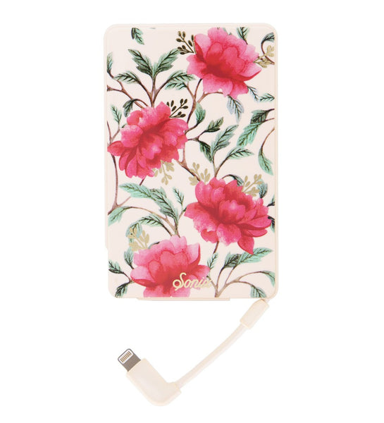 Mandarin Bloom CHARGER