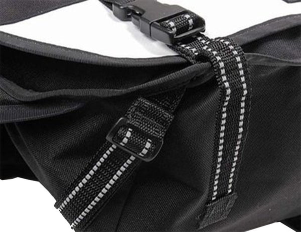 Chrome Mini Metro Small Messenger Bag