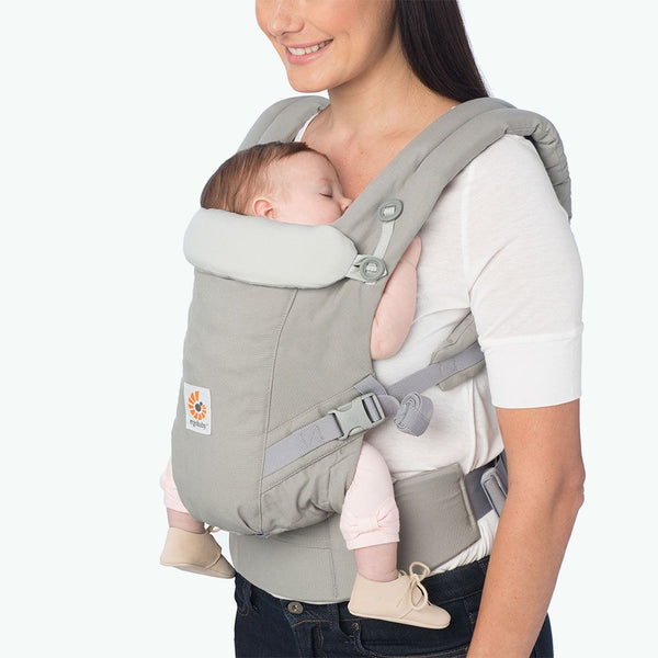 Adapt Baby Carrier: Pearl Grey