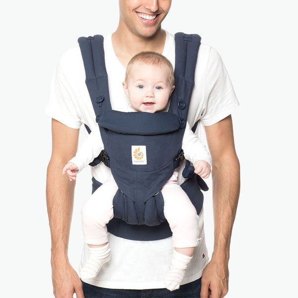 Omni 360 Baby Carrier All-In-One: Midnight Blue