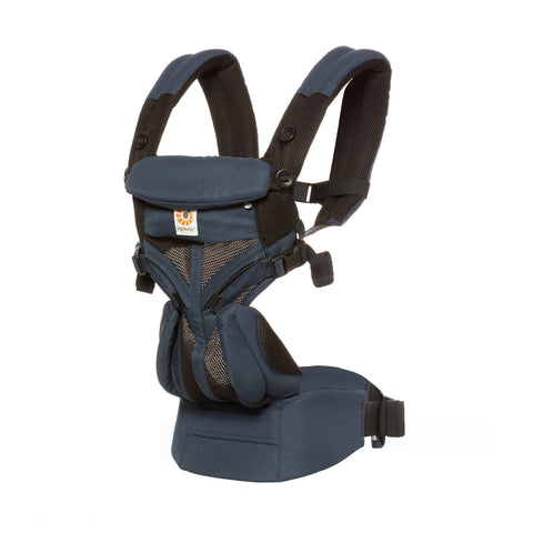 Ergobaby™ Omni 360 Cool Air Mesh Baby Carrier - Raven