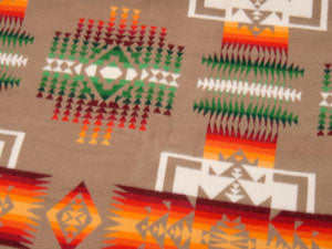 Chief Joseph Blanket  Khaki