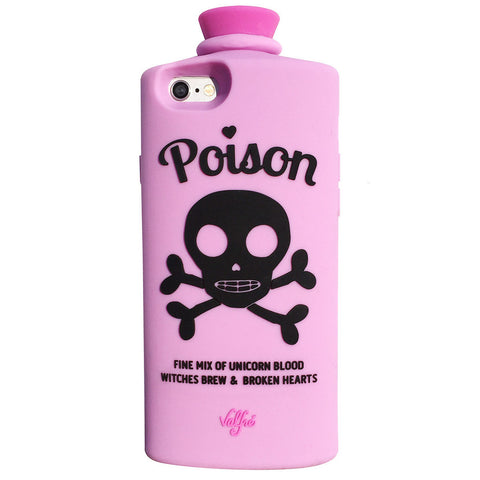 Poison 3D iPhone Case Lavender