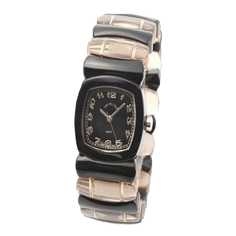 Time Will Tell Ladies Watch Rainbow BL/C-RO(B)