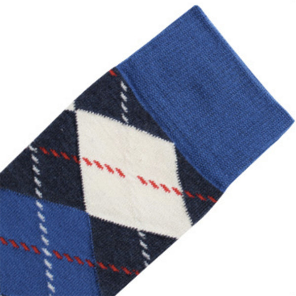 Argyle Cotton Socks