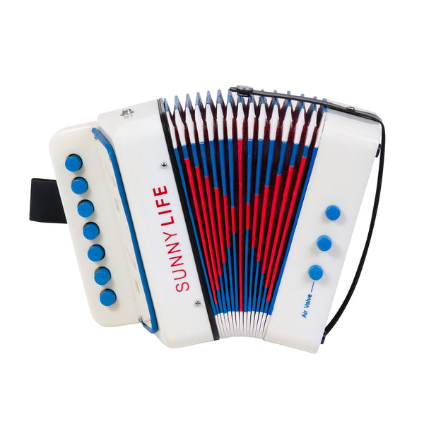 Accordion White