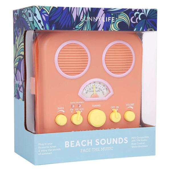 BEACH SOUNDS ORANGE