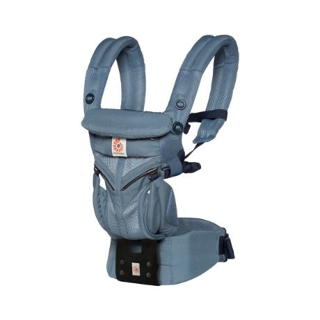 Ergobaby™ Omni 360 Cool Air Mesh Baby Carrier - Oxford Blue