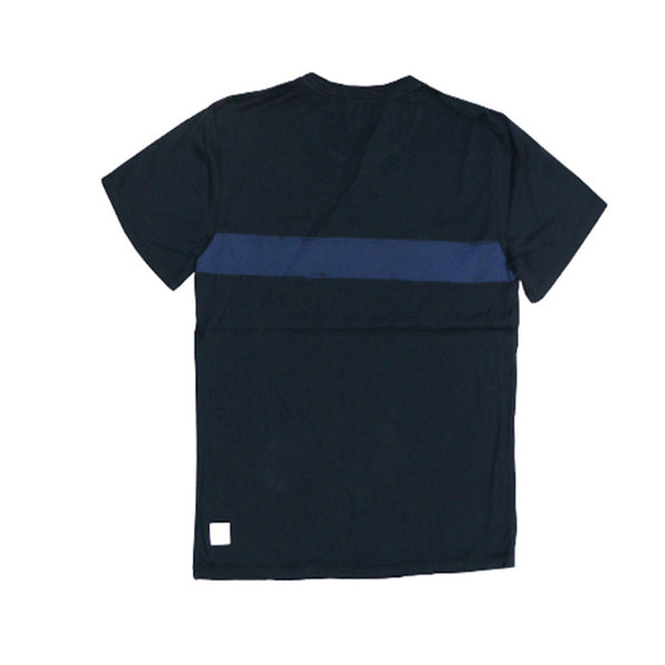 BOARDER PRINTED T-SHIRT