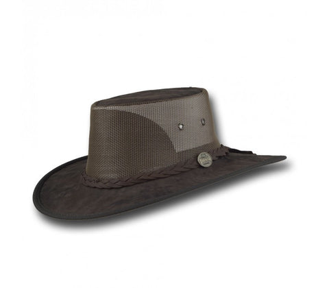Barmah 1038BC Kangaroo Cooler - Brown Crackle