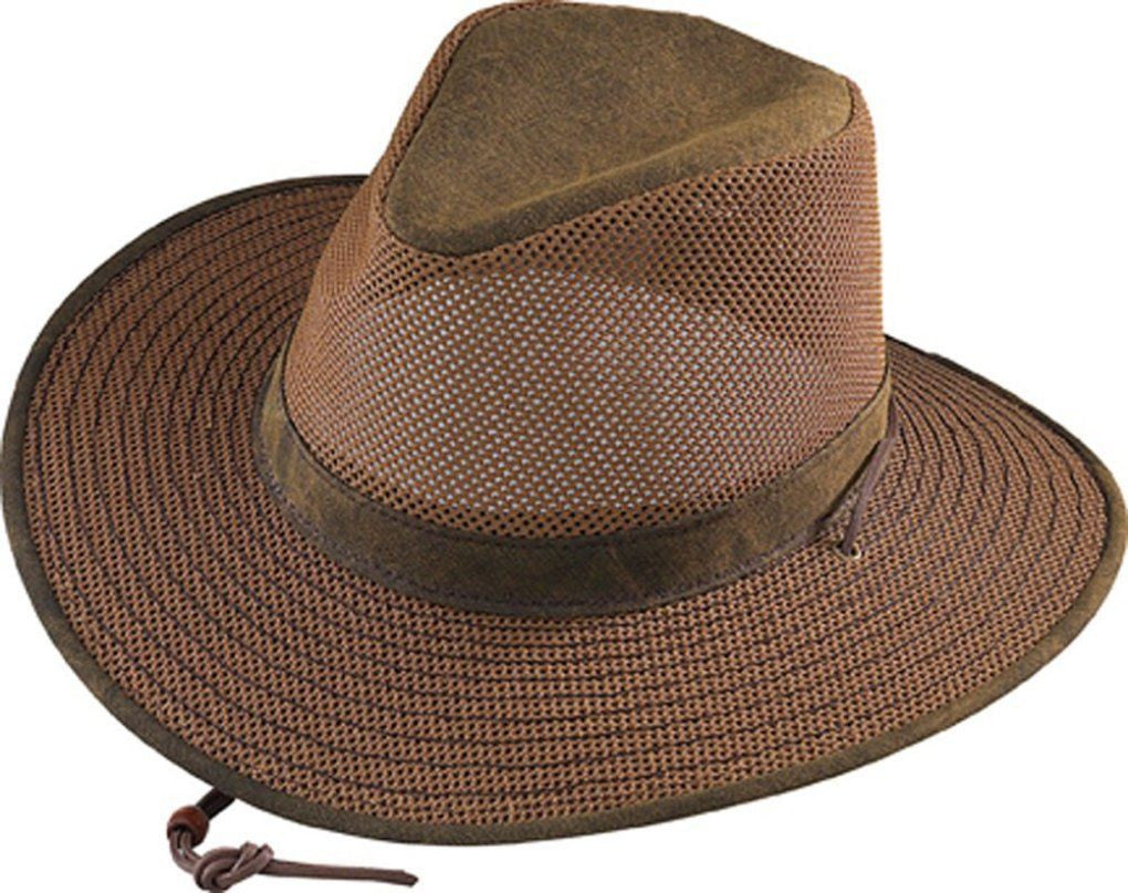 Henschel 5310-59 Aussie Packable Mesh Breezer Hat