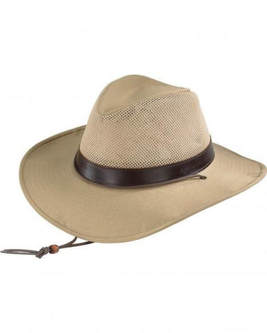 Henschel 5297-95 Aussie Packable Mesh Breezer Hat