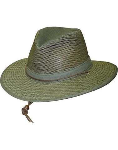 Henschel 5310-36 Aussie Packable Mesh Breezer Hat