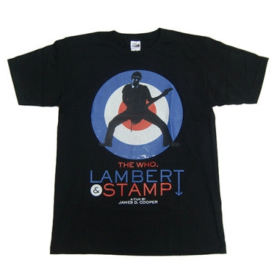 Lambert & Stamp Black Pete T-Shirt