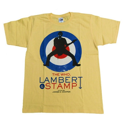 Lambert & Stamp Yellow Pete T-Shirt