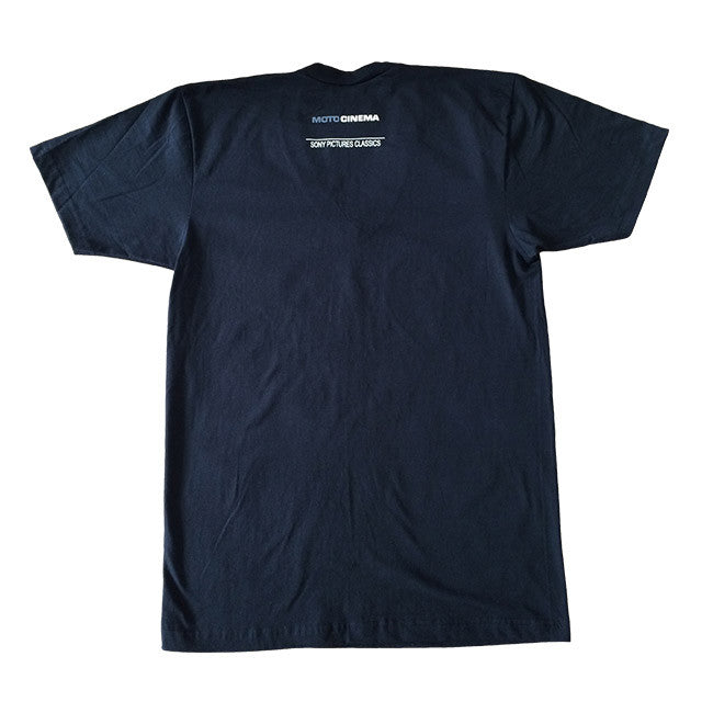 Lambert & Stamp Black Logo T-Shirt Back