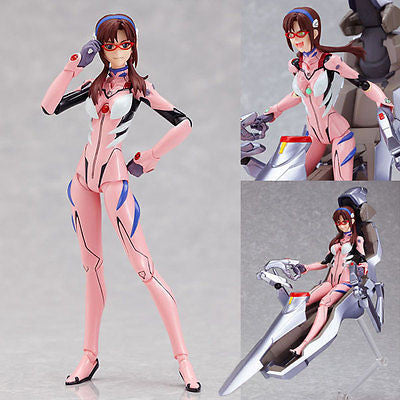 Figma 079 Makinami Mari Plug Suit Version Evangelion Max Factory [SOLD OUT]