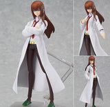 Figma 195 Makise Kurisu White Coat Version Steins Gate Max Factory [SOLD OUT]