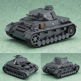 Nendoroid More Panzer IV Ausf.D Girls Und Panzer Good Smile Company [SOLD OUT]