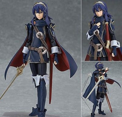 Figma 245 Lucina from Fire Emblem Awakening Max Factory [SOLD OUT]