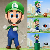 Nendoroid 393 Luigi Super Mario Nintendo Good Smile Company [SOLD OUT]