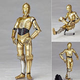 Revoltech Star Wars 003 C-3PO from Star Wars Episode V: The Empire Strikes Back Kaiyodo [SOLD OUT]