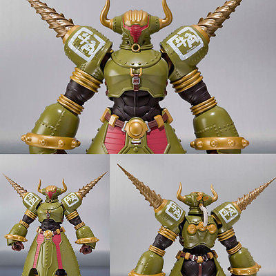 S.H.Figuarts Rock Bison from Tiger & Bunny Bandai [SOLD OUT]