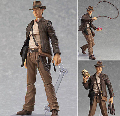 Figma 209 Indiana Jones Max Factory [SOLD OUT]
