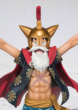 Figuarts ZERO Gladiator Lucy (Luffy) One Piece Bandai [SOLD OUT]
