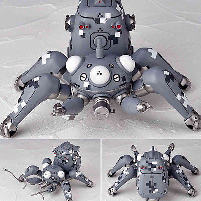 Revoltech Yamaguchi 126EX Tachikoma Camouflage Gray Version from Ghost in the Shell [SOLD OUT]