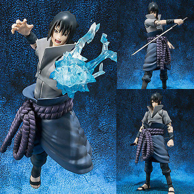 S.H.Figuarts Uchiha Sasuke from Naruto Tamashii Web Exclusive [SOLD OUT]
