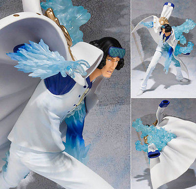 Figuarts ZERO Aokiji Kuzan Battle Version One Piece Bandai [SOLD OUT]