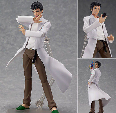 Figma 196 Rintarou Okabe Steins Gate Max Factory [SOLD OUT]