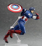 Figma 226 Captain America The Avengers Marvel Max Factory [SOLD OUT]