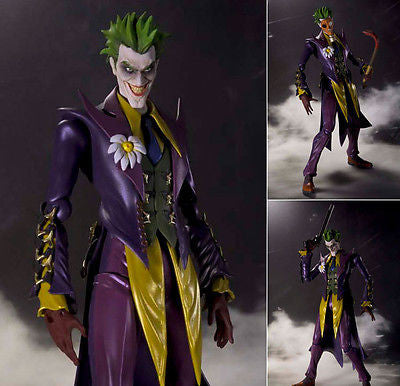S.H.Figuarts The Joker (from Batman) Injustice Gods Among Us Version Bandai Tamashii [SOLD OUT]