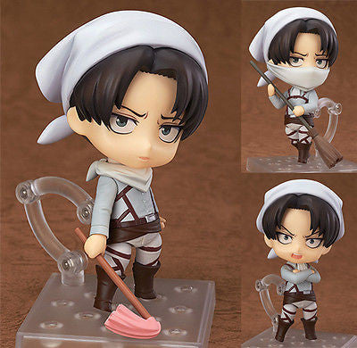 Nendoroid 417 Levi Cleaning Version Attack on Titan Good Smile Company [SOLD OUT]