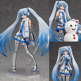 Figma EX-016 Hatsune Miku Snow Version Vocaloid Series Max Factory [SOLD OUT]