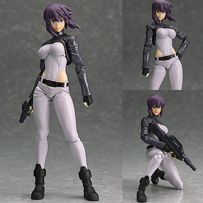 Figma 237 Motoko Kusanagi Ghost in the Shell SAC Max Factory [SOLD OUT]