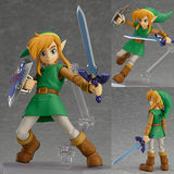 Figma 284 Link (A Link Between Worlds Vers.) from The Legend of Zelda: A Link Between Worlds [SOLD OUT]