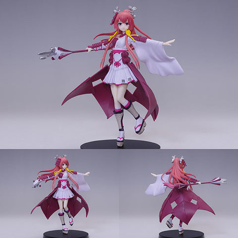 PVC Aizu Wakamatsu from Shirohime Quest Game Prize Figure Taito [IN STOCK]