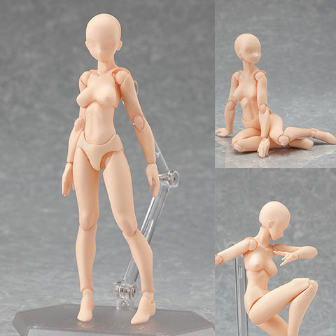 Figma Archetype She Flesh Color Version Goodsmile Online Shop Exclusive Max Factory [SOLD OUT]