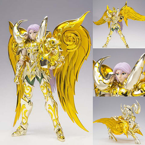 Saint Cloth Myth EX Aries Mu God Cloth from Saint Seiya Soul of Gold Bandai [IN STOCK]