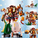 Chogokin Chogattai Woody Robo Sheriff Star from Toy Story [SOLD OUT]