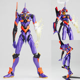 Legacy of Revoltech LR-038 EVA-01 Test Type Awakened Version from Neon Genesis Evangelion Kaiyodo [SOLD OUT]