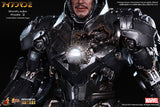Hot Toys 1/6 Whiplash Mark 2 Diecast from Iron Man 2 Marvel Movie Masterpiece [SOLD OUT]