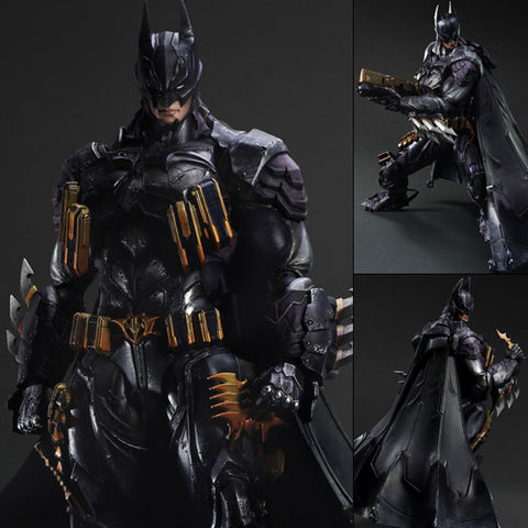 Play Arts Kai Batman Armored Variant Action Figure Square Enix Japan [SOLD OUT]