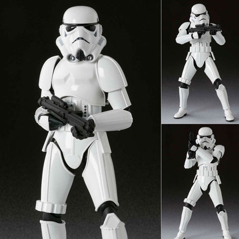 S.H.Figuarts Stormtrooper from Star Wars Action Figure Bandai Tamashii [SOLD OUT]